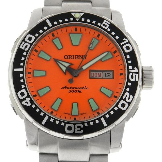 Relógio Orient Masculino Automático Poseidon, Quase Sem Uso.