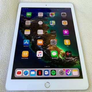 iPad (6a Generación) 128gb Wi-fi (como Nueva)