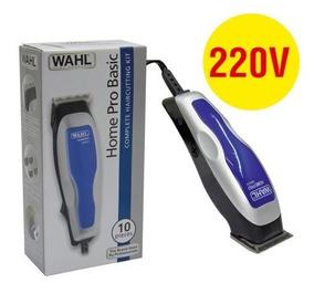 Máquina De Cortar Cabelo Wahl Home Cut Basic 220v E 110v