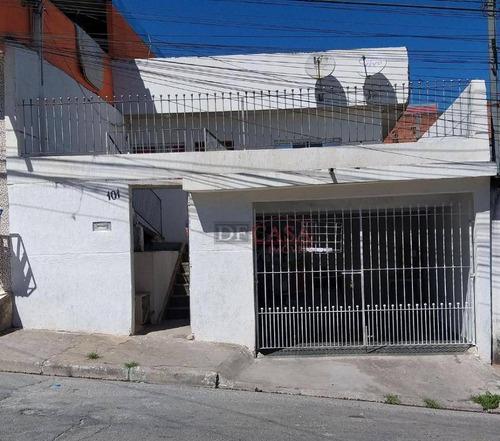 Casa À Venda, 120 M² Por R$ 254.900,00 - Guaianazes - São Paulo/sp - Ca0506