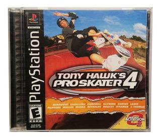Tony Hawk 4 Ps1