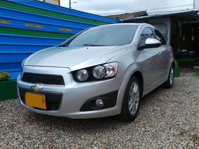 Chevrolet Sonic Lt 1.6 At|