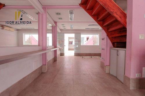 Imagem 1 de 26 de Sobrado Com 3 Dormitórios Para Alugar, 120 M² Por R$ 7.000,00 - Higienópolis - São Paulo/sp - So5522