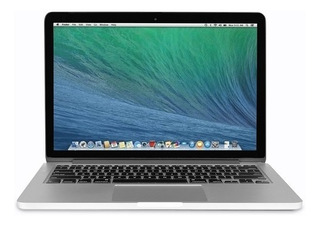 Apple Macbook Pro Retina Core I5-4278u Ssd 128gb 8gb 2014