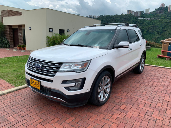 Ford Explorer Limited 3.5 V6