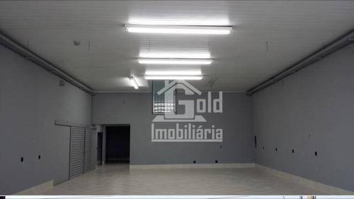 Salão, 179 M² - Venda Por R$ 900.000,00 Ou Aluguel Por R$ 3.500,00/mês - Campos Elíseos - Ribeirão Preto/sp - Sl0147