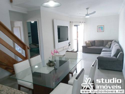 Imagem 1 de 15 de Apartamento Tipo Cobertura Duplex No Indaiá Em Caraguatatuba - 2041
