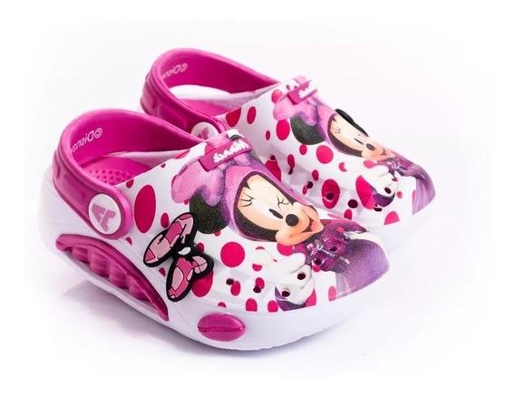 Sandalias Minnie Addnice Gomon Disney Sueco Fty Calzados