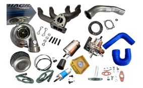 Kit Turbo Ap Pulsativo No Farol Injeção Biagio Turbos