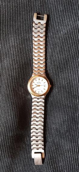 Relógio Feminino Bulova Aço Inoxidável, Resistente À Água