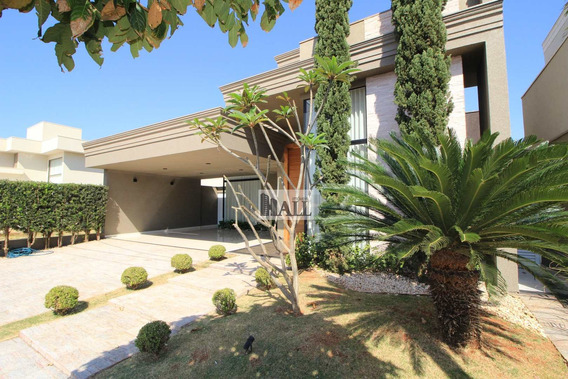 Casa À Venda Cond. Golden Park, 260m², 3suíte, 4vgs, - Mirassol - V6987