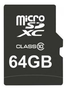 Memoria Micro Sd 64gb Uhs-i, U3 100mb/s