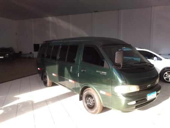 Kia Besta Gs Grand 2000/2001 Verde Diesel 16p/85cv
