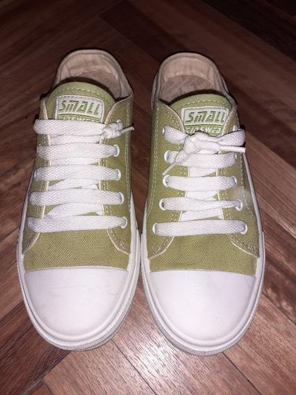 Zapatillas Small Kids Nena N°35