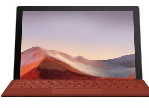 Microsoft Surface Pro 7 I7 16gb 256gb Teclado Caneta Mouse