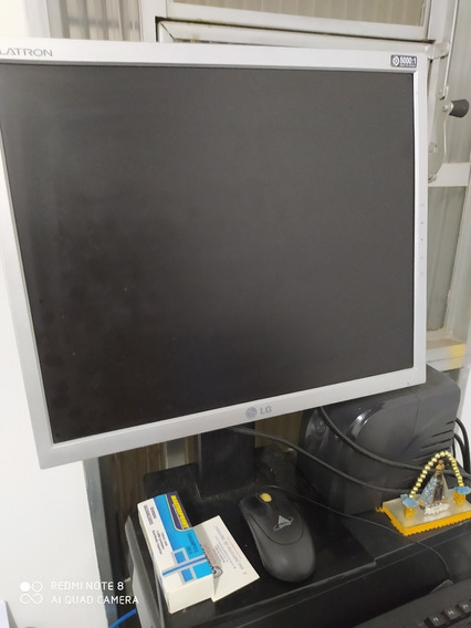 Computador Desktop Lenovo 4 Gb Ram E Hd 500