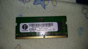 Memória Ddr4 2400mhz Notebook Dell I5 7 Geração