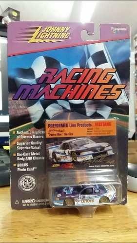 Johnny Lightning - Racing Machines - Mustang - 1:64