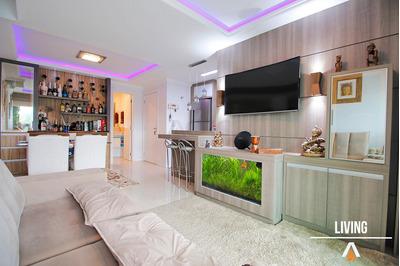 Acrc Imóveis - Apartamento No Bairro Velha, Com 03 Dormitórios Sendo 02 Suítes E 02 Vagas - Ap02324 - 33706764
