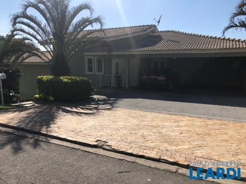Imagem 1 de 15 de Casa Em Condomínio - Condomínio Hills 3 - Sp - 640350