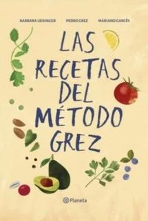 Metodo Grez 1 Y2 + Libros Recetarios De Regalo