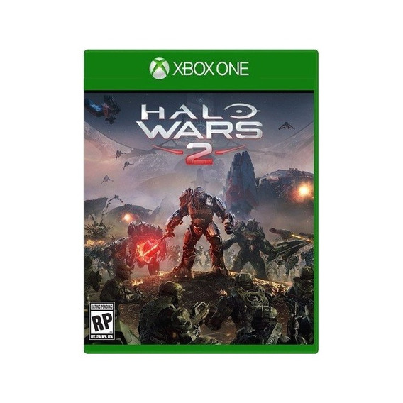 Halo Wars 2 Xbox One Mídia Física