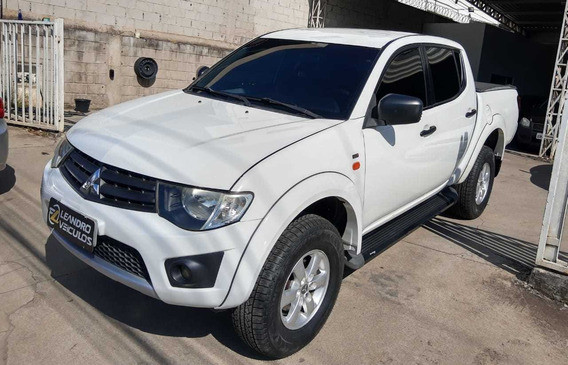 Mitsubishi L200 Triton 2.4 Hls 4x2 Cd 16v Flex 4p Manual