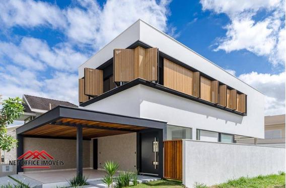 Sobrado Com 4 Dormitórios À Venda, 250 M² Por R$ 1.230.000 - Urbanova - São José Dos Campos/sp - So0112