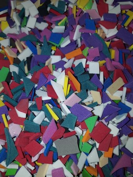 Goma Eva Picada Multicolor X 1kg