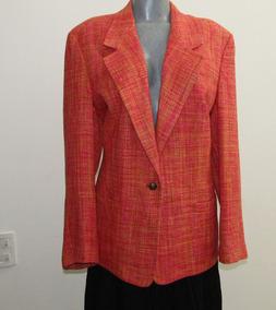 Blazer Naranja Xl