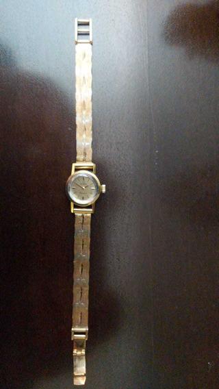 Reloj Omega Oro Florentino De 18 Quilates