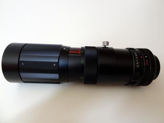 Teleobjetiva Soligor Auto-zoom 90-230mm