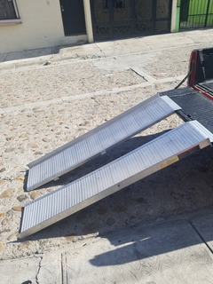 Rampas De Aluminio Para Cuatrimoto