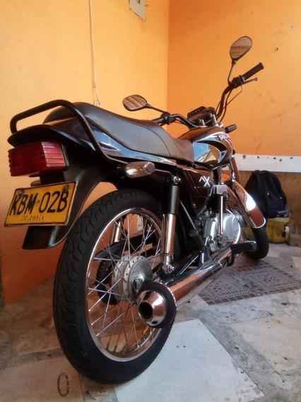 Se Vende Suzuki Ax 100 2008, En Excelente Estado Original Ún