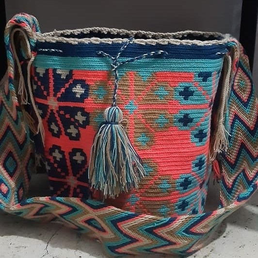 Mochila Wayuu Originales