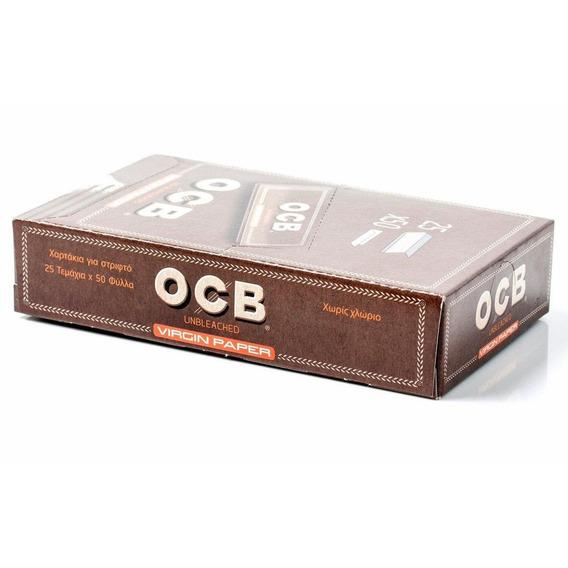 Seda Ocb Unbleached 1.1/4 Display Com 25 Unidades