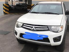 Mitsubishi L200 3.2 Triton Cab. Dupla 4x4 4p 2013 Nova Top