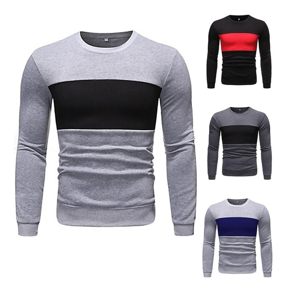 Sweter Casual Slim Fit By Plutonio