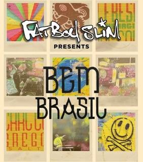 Cd Fatboy Slim Present Bem Brasil