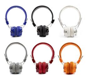 Headset B 05 B-05 Fone De Ouvido Bluetooth Sem Fio Sd Fm P2