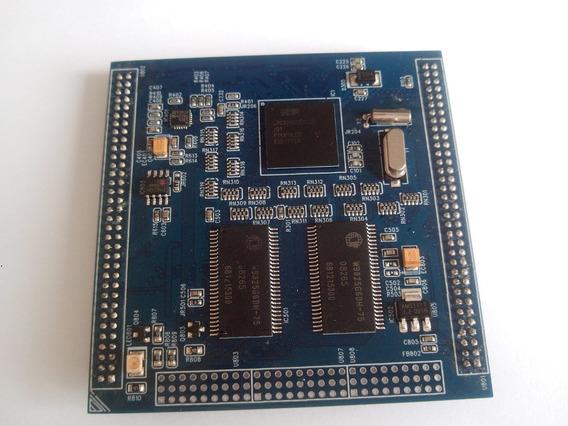 Placa De Desenvolvimento Arm9 Lpc3250 Microcontrolador
