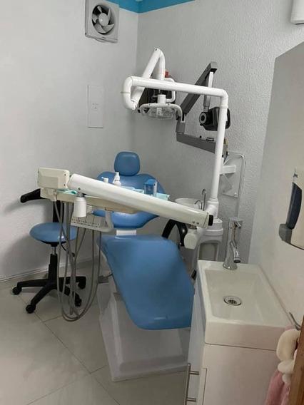 Renta Consultorio/cubículo Dental Equipado Col. Del Valle