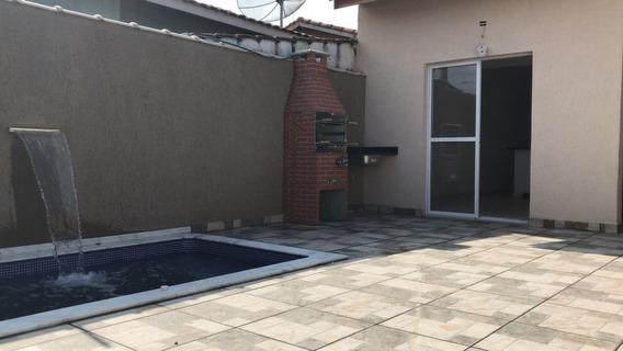 Casa Em Peruíbe Com Piscina Ref 6142 C