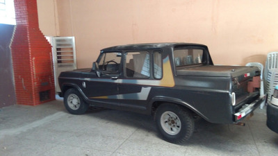 Chevrolet D10 Caminhote Diesel Gabine Dupla