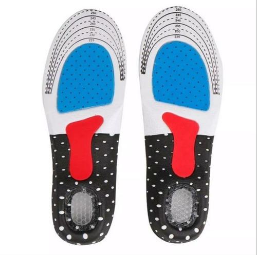 Plantilla Para Calzado - Zapatos Soporte Espolon -