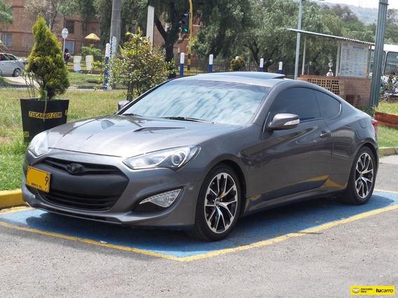 Hyundai Genesis Turbo 2.0 Coupé
