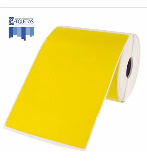Pack 12 Rollos Termico Color 100x150 Mm X 350 Unid