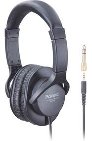 Fone De Ouvido Roland Rh5 Teclado E Mixagem