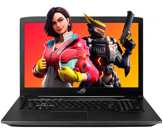Laptop Gamer Asus Rog I7 16gb 1tb Pantalla 17 144hz Gtx 1050