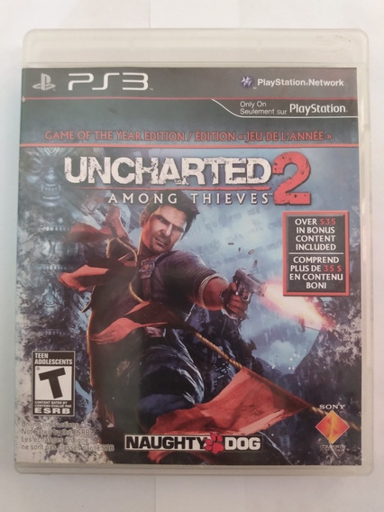 Jogo Ps3 - Uncharted 3